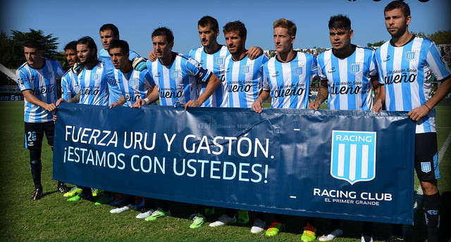 Racing Club Avellaneda - Prensa Nueva Chicago
