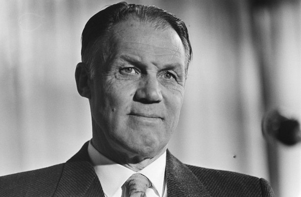 Rinus Michels Holanda. Foto:Nationaal Archief Fotocollectie Anefo