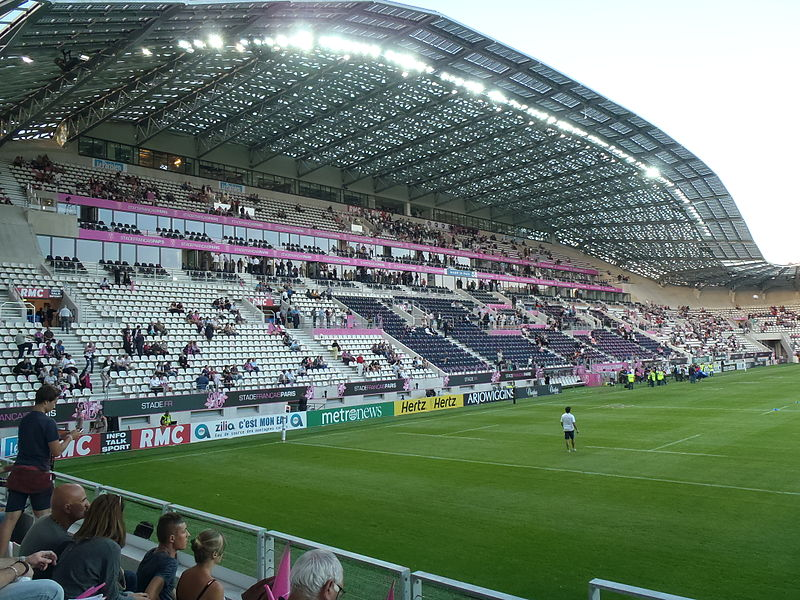 Stade Jean Bouin Angers - Sgail15