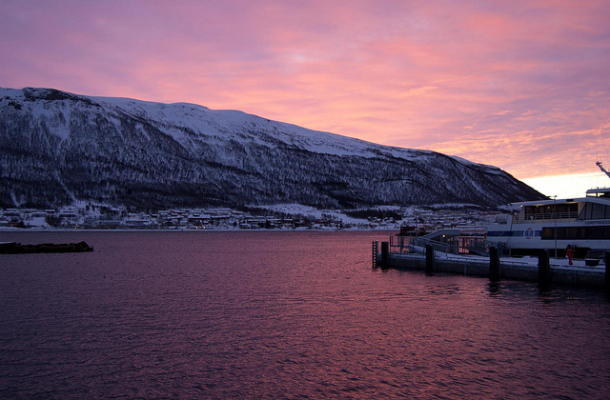 Tromso - Richard Martin