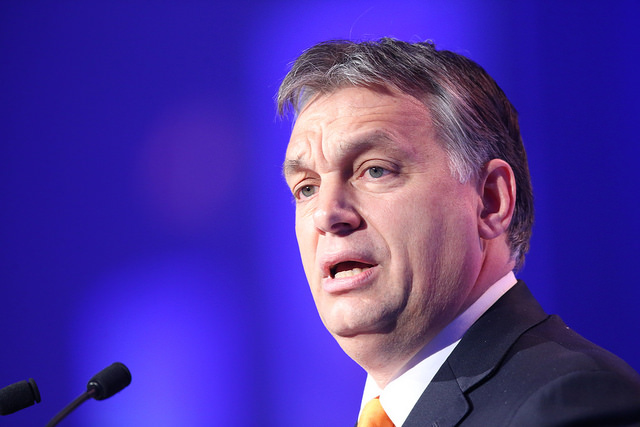 Hungría Viktor ORbán European People's Party 2