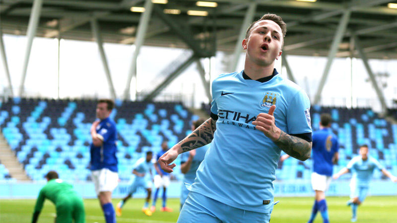 Angeliño Manchester City (mcfc.co.uk)