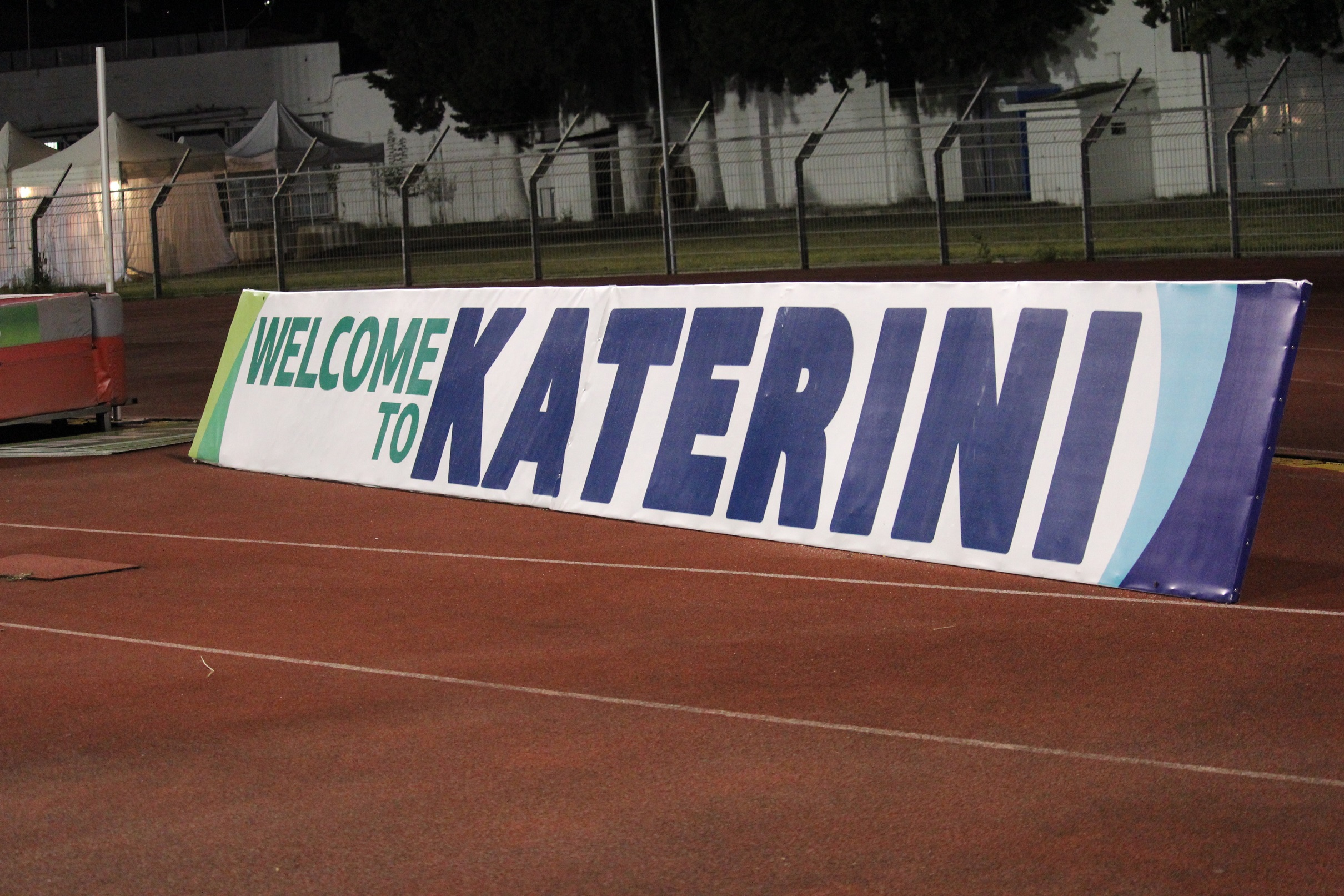 Welcome Katerini - Marcadorint