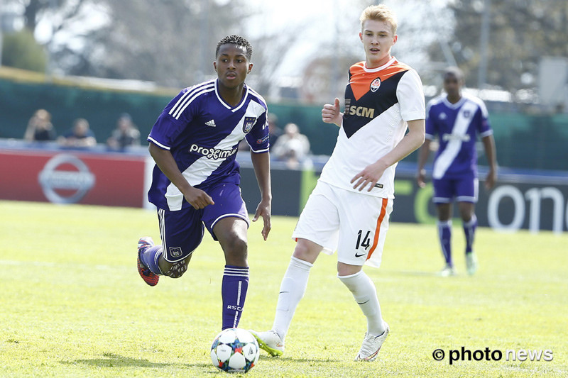 Youth Shakhtar Kovalenko  - http://www.rsca.be