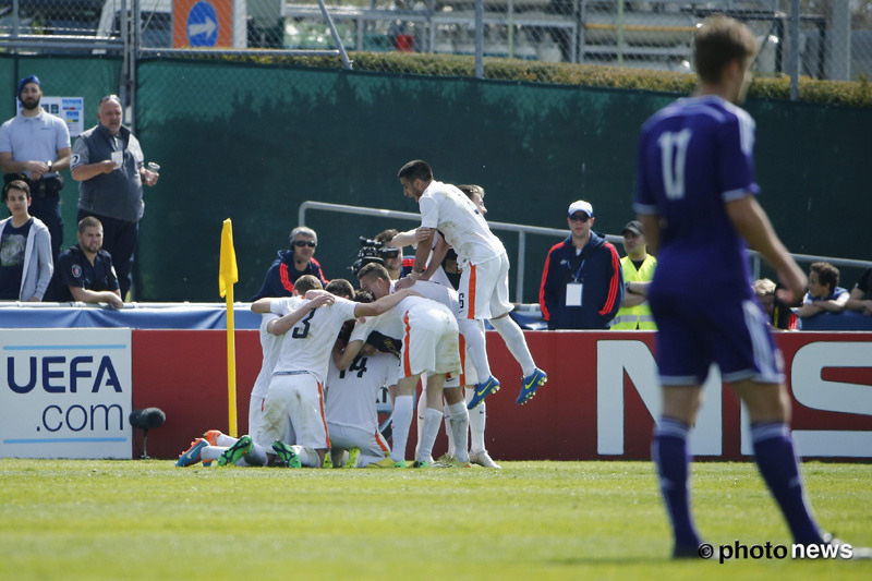 Youth Shakhtar celebra - http://www.rsca.be