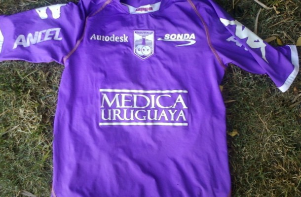 camiseta defensor Sporting Reparaz