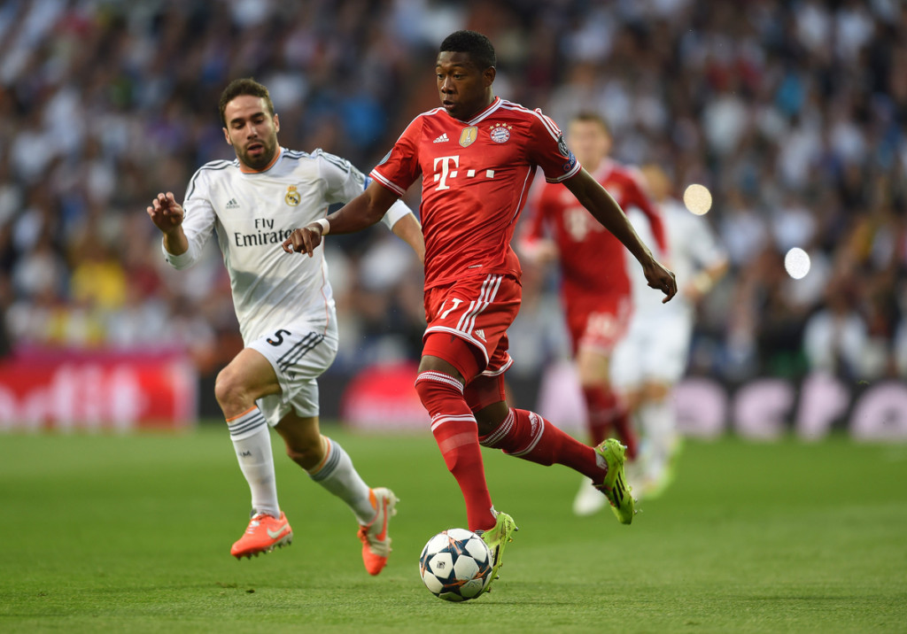 Real Madrid v Bayern MunichUEFA Champions League