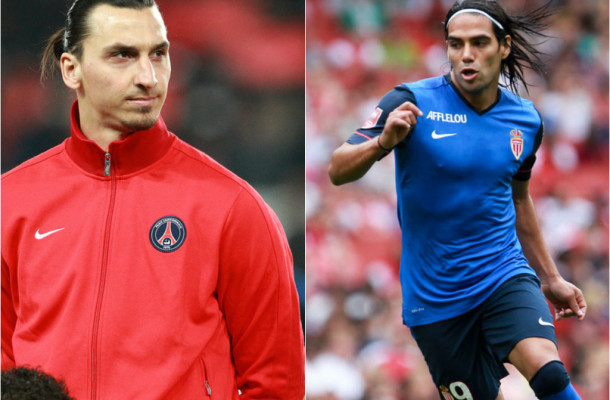 Ibrahimovic - Falcao - Focus