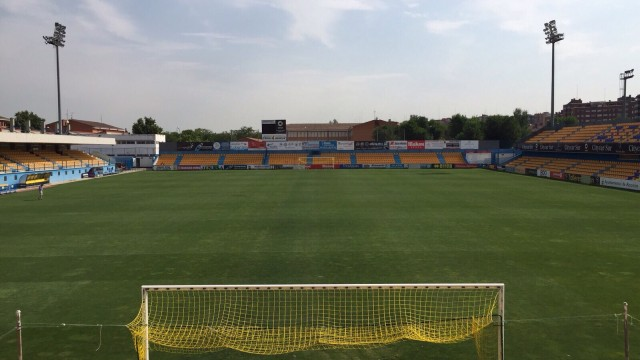 Estadio Municipal de Santo Domingo