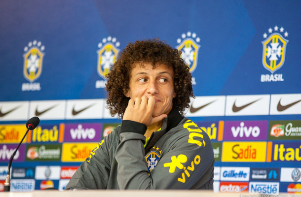 David Luiz - Brasil -  Nicson Olivier/Brazil Photo Press